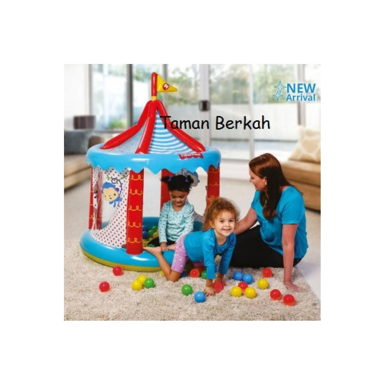 Buy Sell Cheapest Bola Pit Tenda Best Quality Product Deals Mao Hexagon Fisher Price Circus Ball Mainan Anak