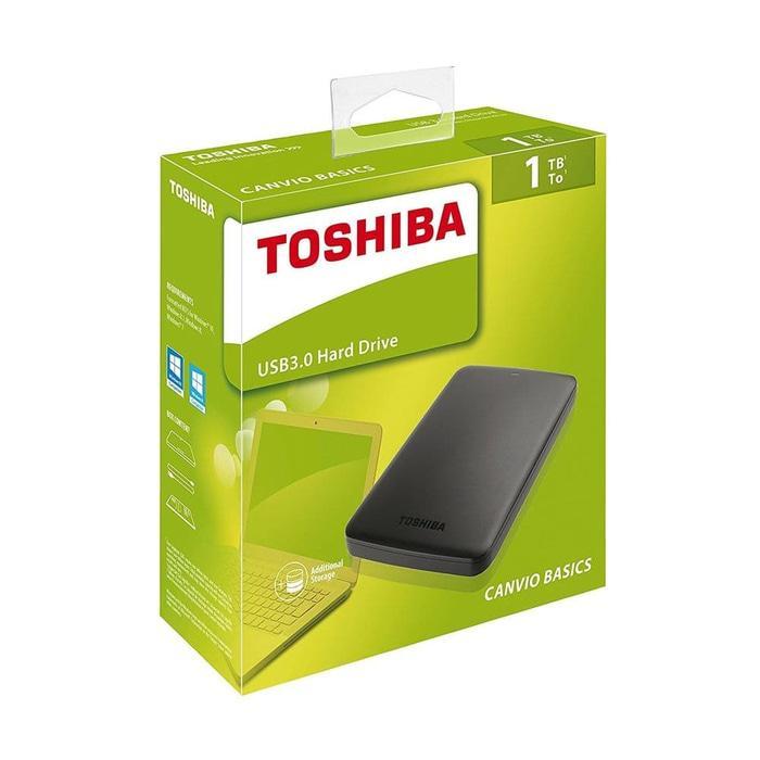 Hardisk External Toshiba Canvio 1TB