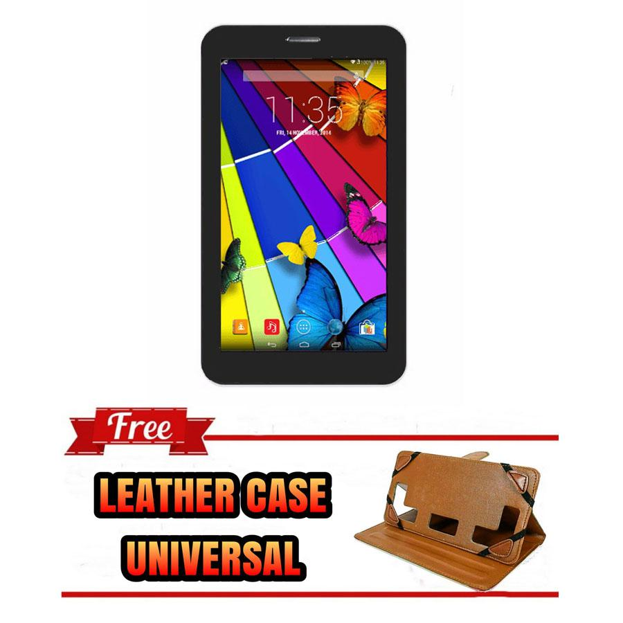 EVERCOSS AT1d TABLET PALING MURAH Free Leather Case