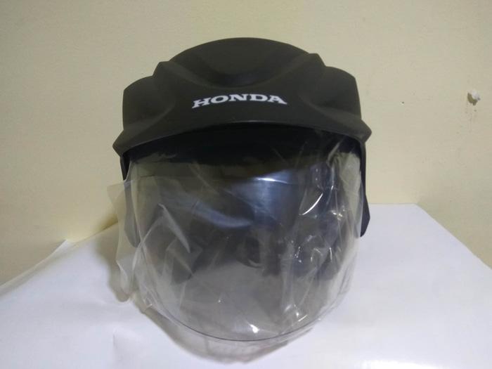 Helm Honda HMJ half face || helm kyt / helm bogo / helm full face / helm ink / helm sepeda /helm motor/helm nhk/helm retro/helm anak/helm gm
