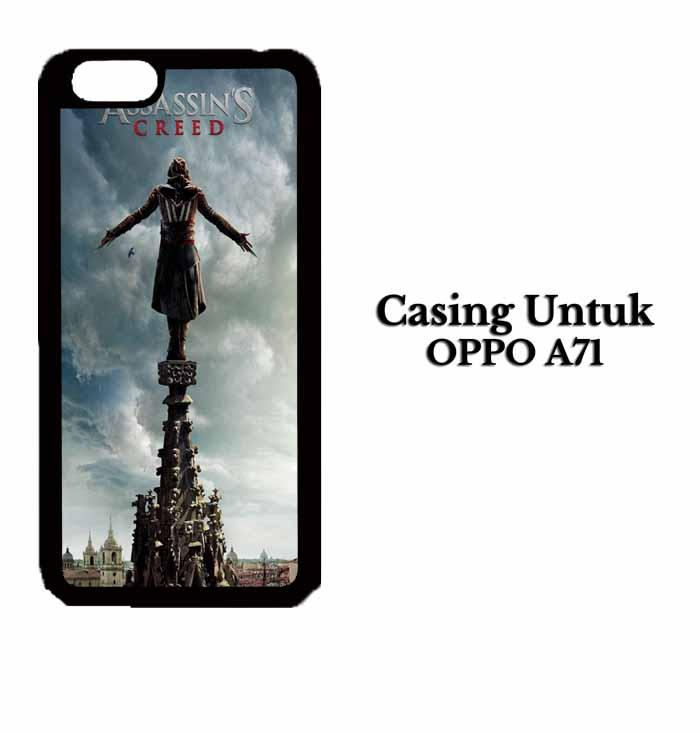 Casing OPPO A71 Assasins Creed Game Hardcase Custom Case Snitchshop