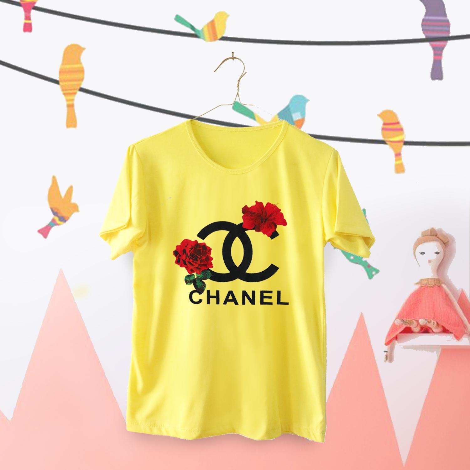 Buy Sell Cheapest Rose Kaos Wanita Best Quality Product Deals Sz Graphics Be Beauty T Shirt