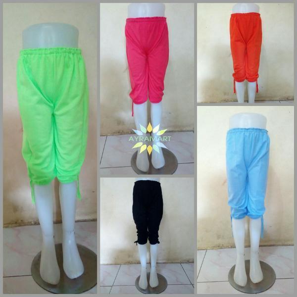Promo Celana Pendek Celana Pendek Anak Perempuan 3-8 THN I Joger I Aladin I Santai