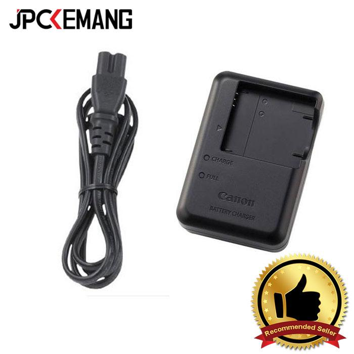 Canon Charger CB-2LAE for Canon Battery NB-8L jpckemang