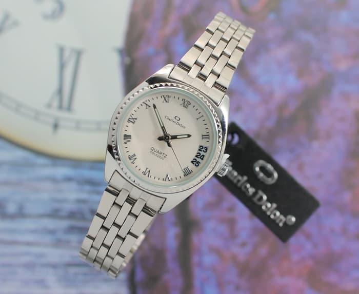 jam tangan wanita original anti air alfa alba diesel rolex mirage gold