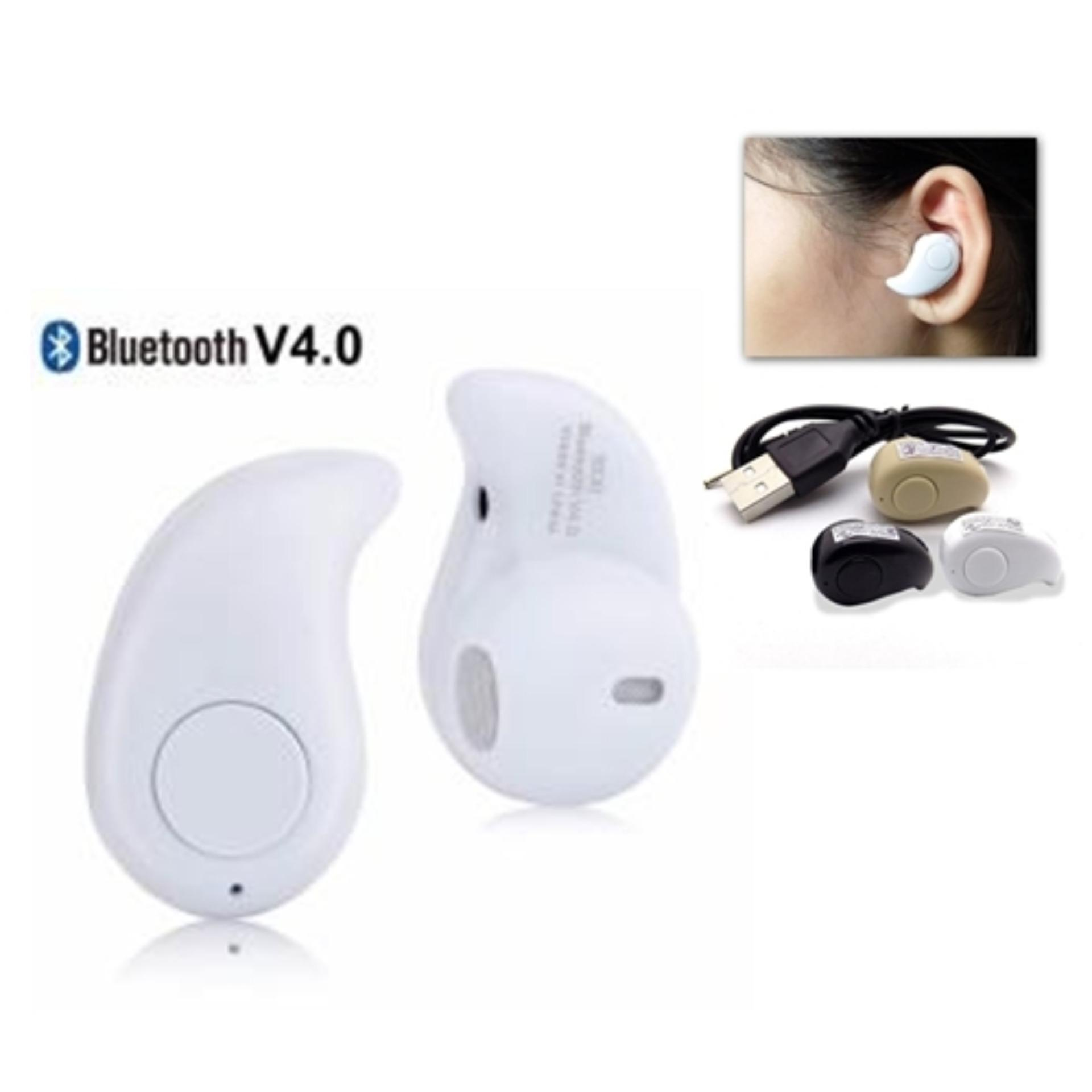 SAMSUNG Hansfree wireeles (Kokocip)  Mini S530 4.1 Stereo Bluetooth Earbuds