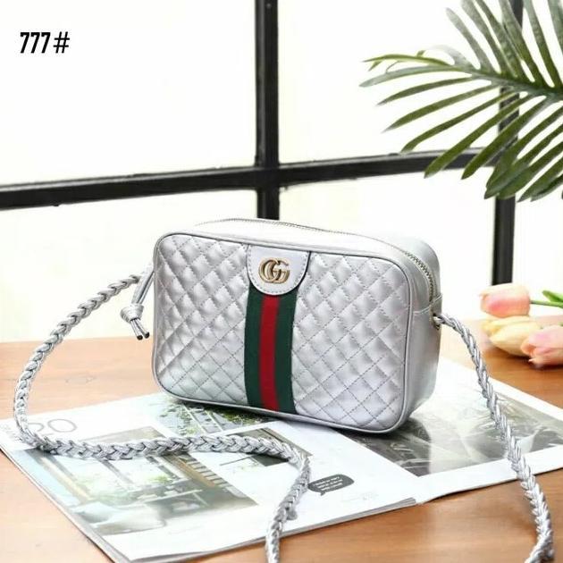 Tas Gucci 777 Camera Bag Premium