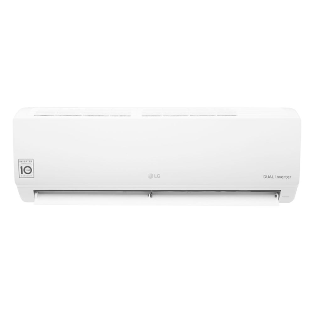 LG AC Dual Cool Eco Inverter 0.5 PK (1/2 PK) Model T06EV4