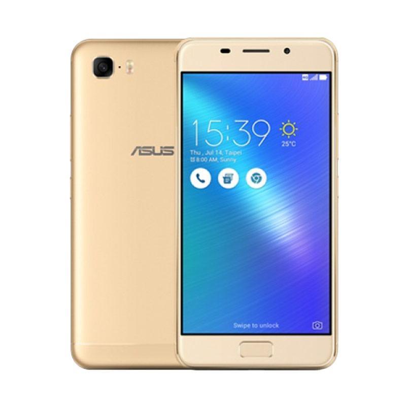 Asus Zenfone 3s MAX ZC521TL - RAM 3/32 GB - Gold