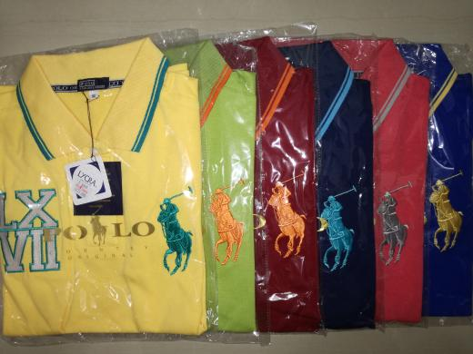 Tshirt POLO Country Cewek / Wanita ( size M only ) code 4465