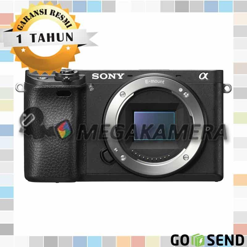 Sony Alpha A6500 Kamera Mirrorless Body Only