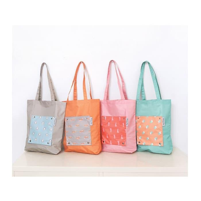 Tote Bag Wanita lazada. Beli di lazada. Desciption product Clairmont Korean Weekeight Folding Tote Bag / Tas ...
