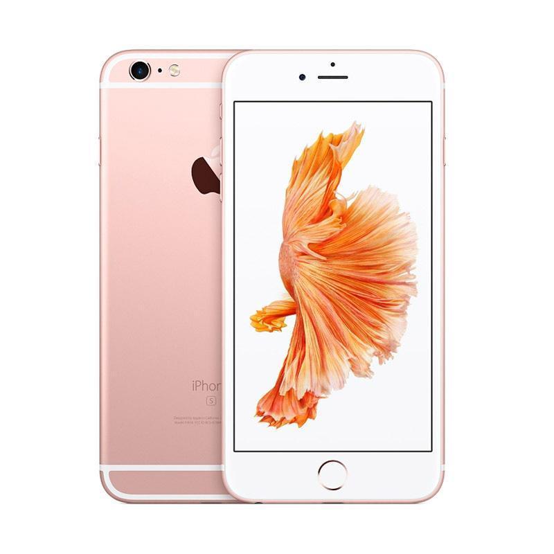 Apple Iphone 6s Plus - 32GB – Garansi resmi - Rose Gold