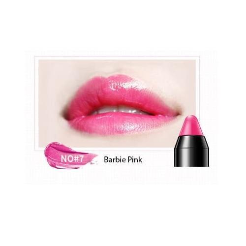 Bioaqua Soft Color Charm Lipstick Pen Putar - No. 07 Barbie Pink