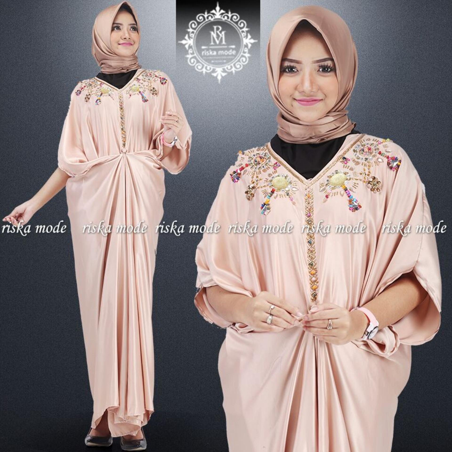 Best Seller Gamis Kaftan Kanaya roberto cafali by RIska Mode Set