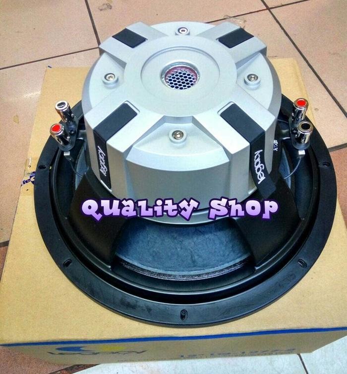 ORIGINALS  Speaker Subwoofer Legacy 12 inch LG-1277-2 type tertinggi