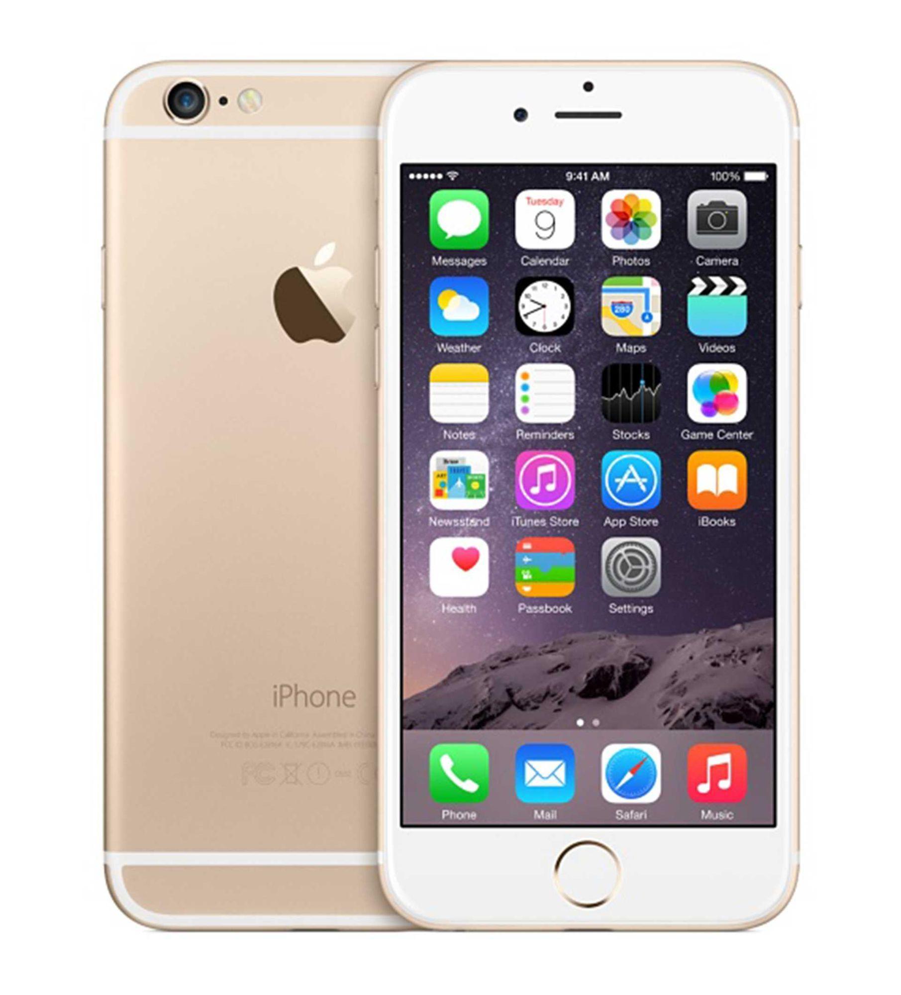 Apple Iphone 6 - 32GB - Garansi resmi TAM - Gold
