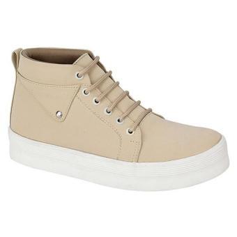 Pencari Harga Catenzo Sepatu Semi Boot Wanita Cream - DH 065 terbaik murah - Hanya Rp136.838