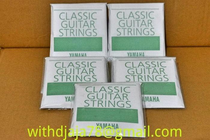 SALE - Senar Gitar Klasik Nylon Original Yamaha Asli ( 1 set ) original