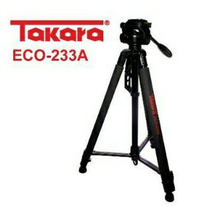 SALE - Tripod Takara Eco 233A + Bag Original