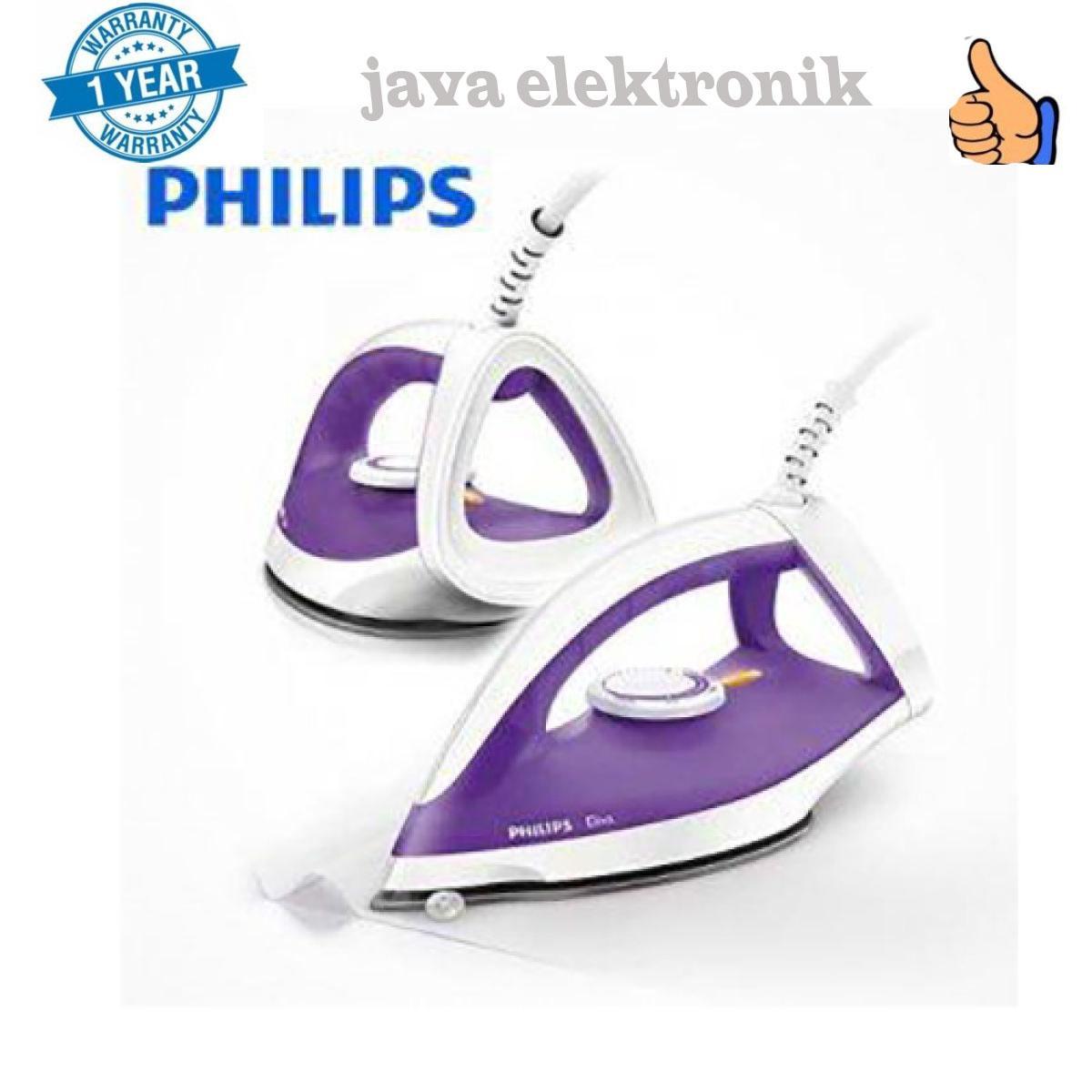 Jual Setrika Philips Terbaru Hd 1172 Dry Iron Diva Gc 122 37 Garansi Resmi