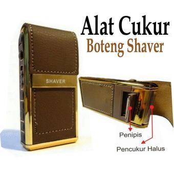 Harga preferensial Alat Pencukur Kumis   Jenggot Elektrik Portable terbaik  murah - Hanya Rp57.375 7fff41db30