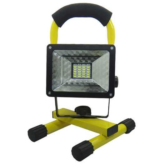 Lampu LED Outdoor 18650 30W / Lampu Sorot Murah / Aneka Lampu LED Terbaru