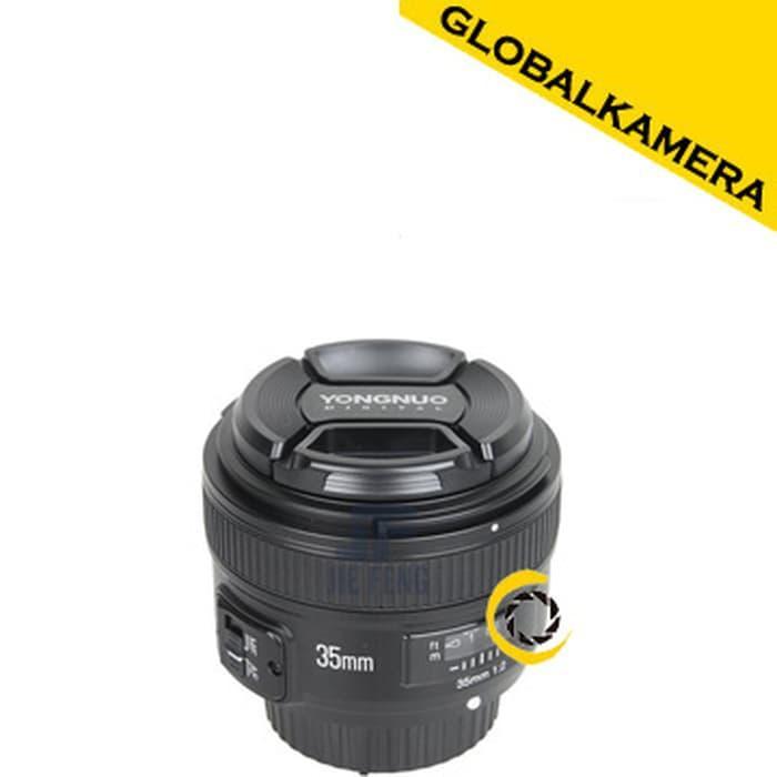Yongnuo YN 35mm f/2 for Nikon