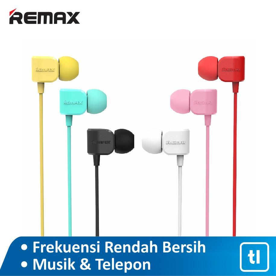 Headphone In Ear Remax Terbaru Handsfree Earphone Rm 305m With Volume Control Original Crazy Robot 502 Stereo Hifi Wired Musik