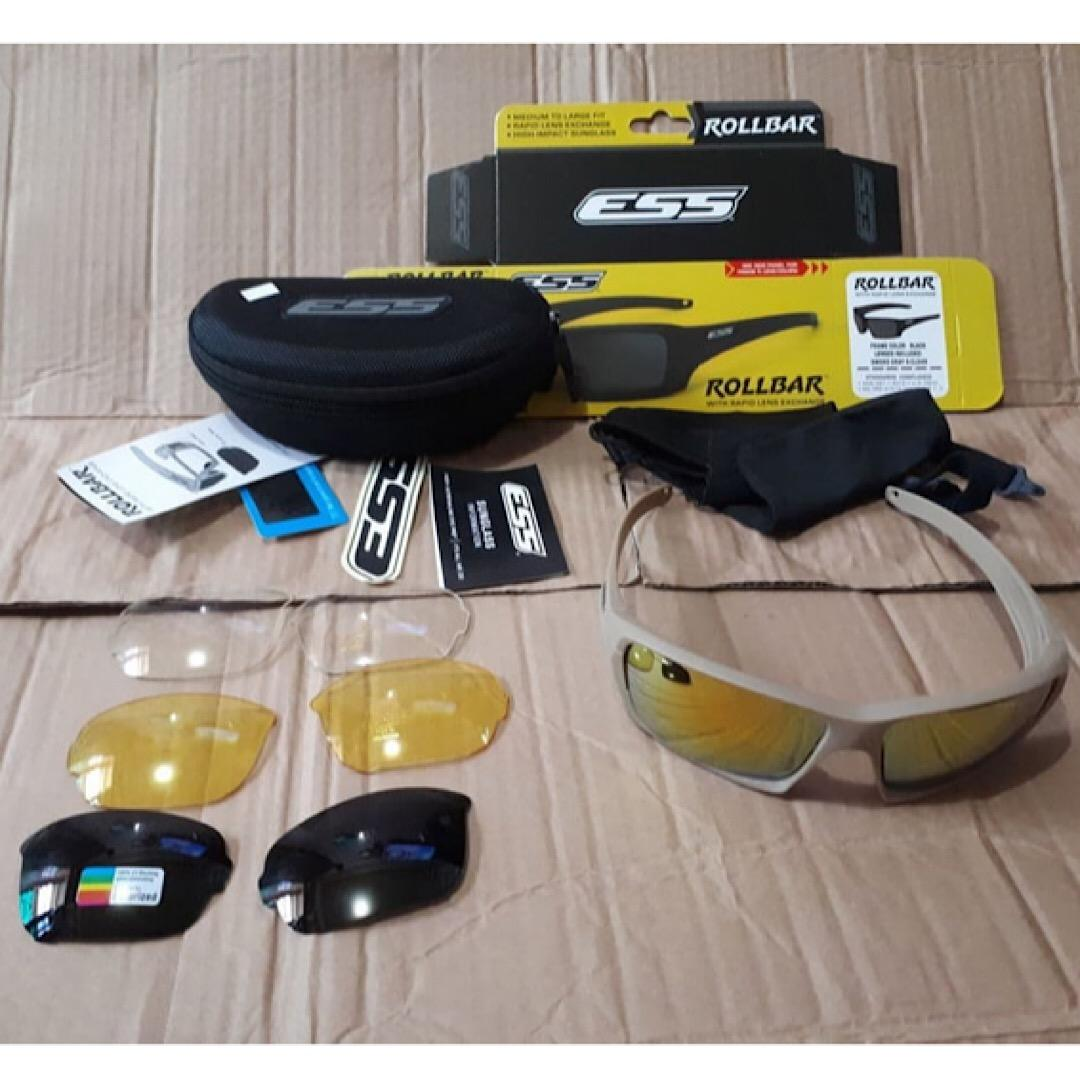 Kacamata Ess Rollbar import High Quality Kudastore