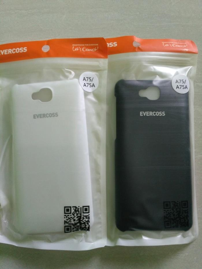 Hardcase Evercoss A75A Winner Y Ultra Ori 100%