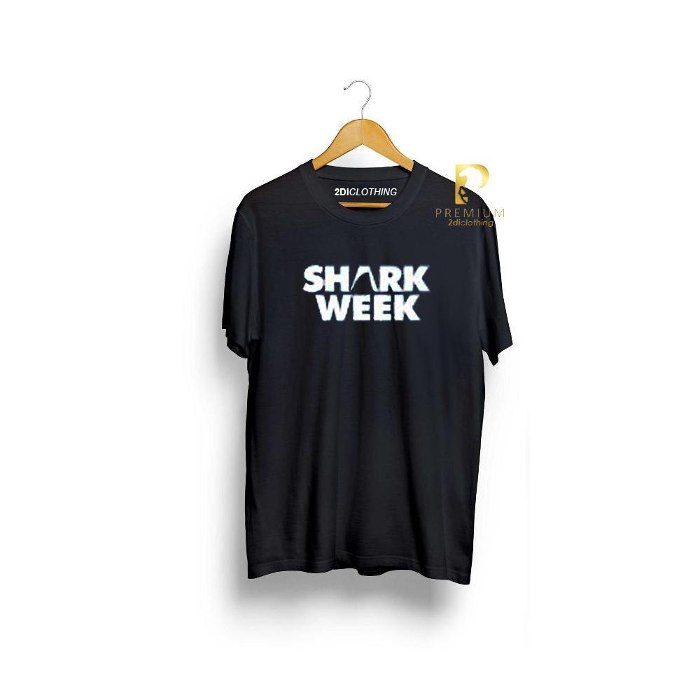 Kaos Distro Shark Week / Kaos Distro Shark