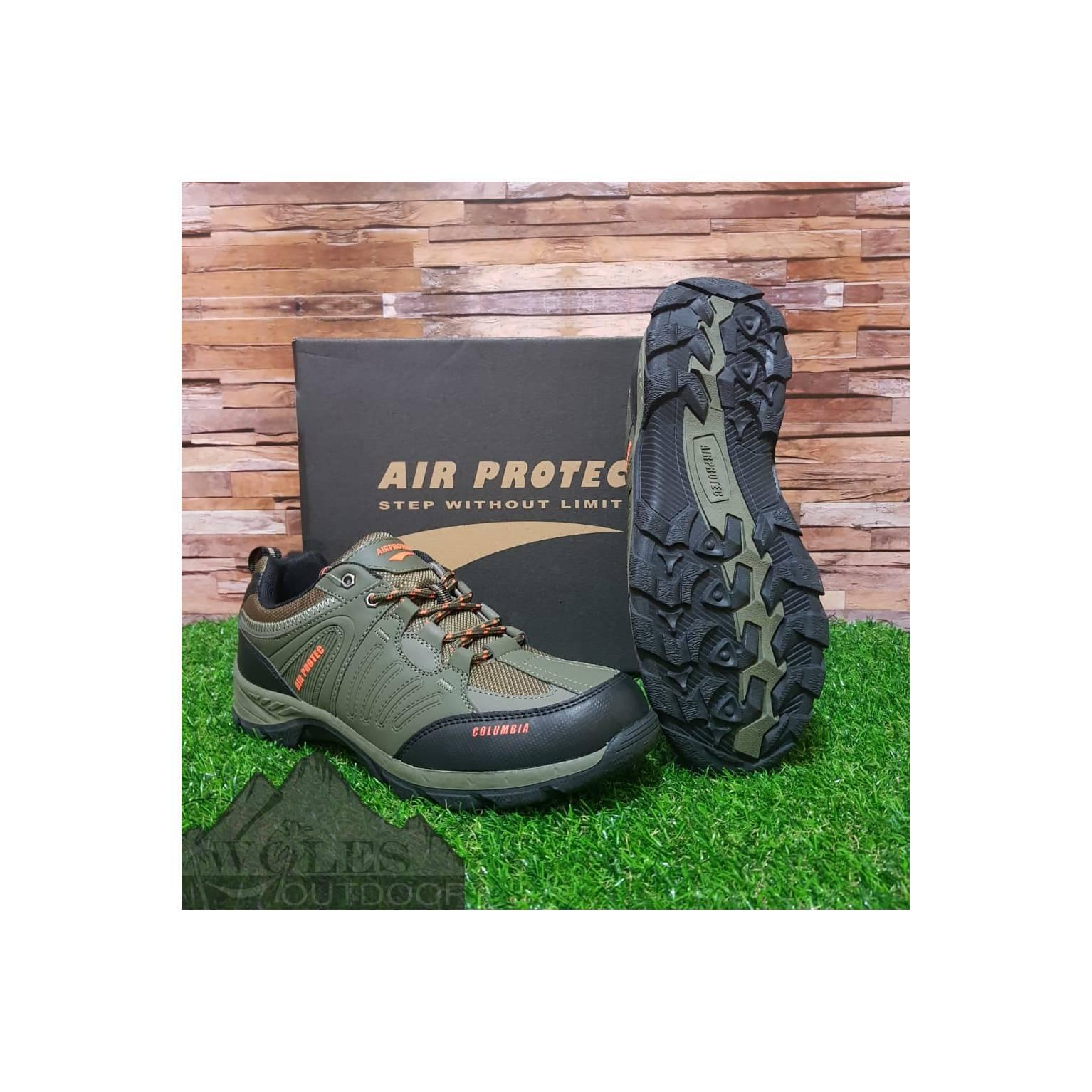 Sepatu Gunung / Sepatu Hiking Air Protec Columbia Coral Waterproof