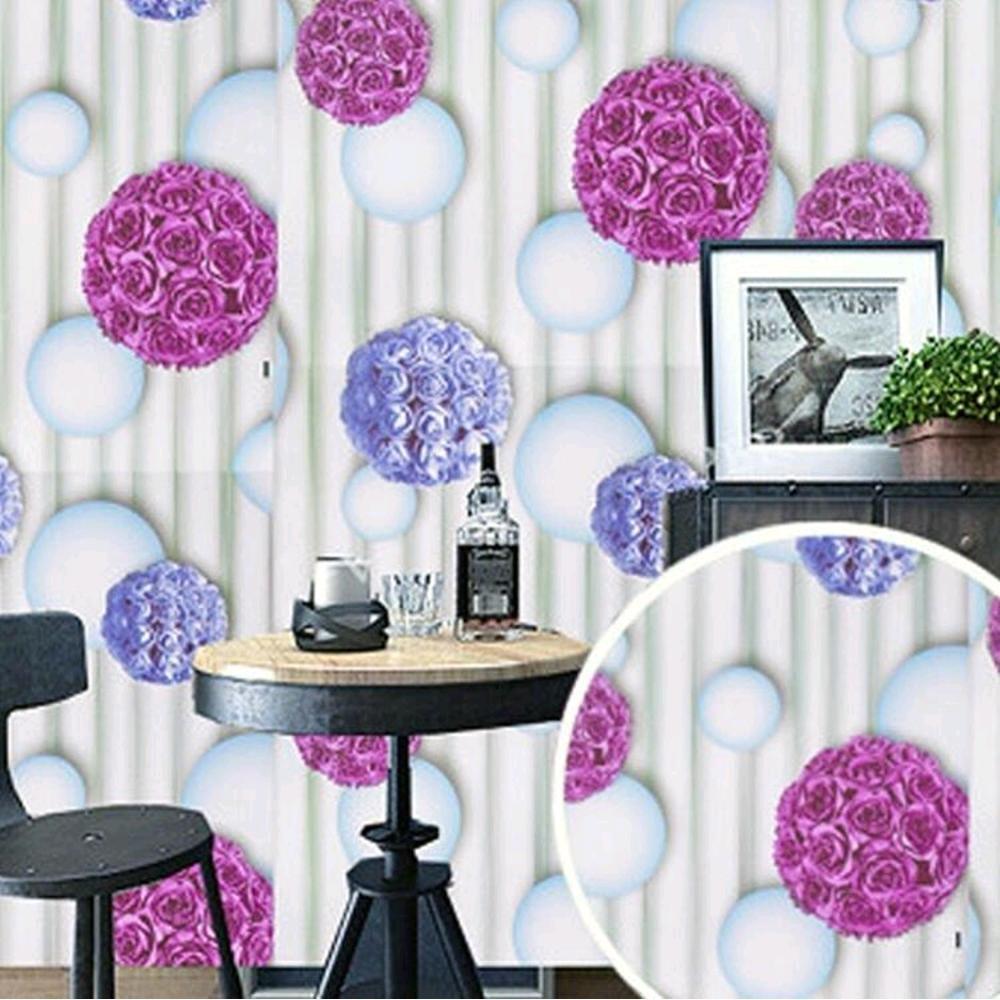 Download Wallpaper Motif Bunga Hitam Putih