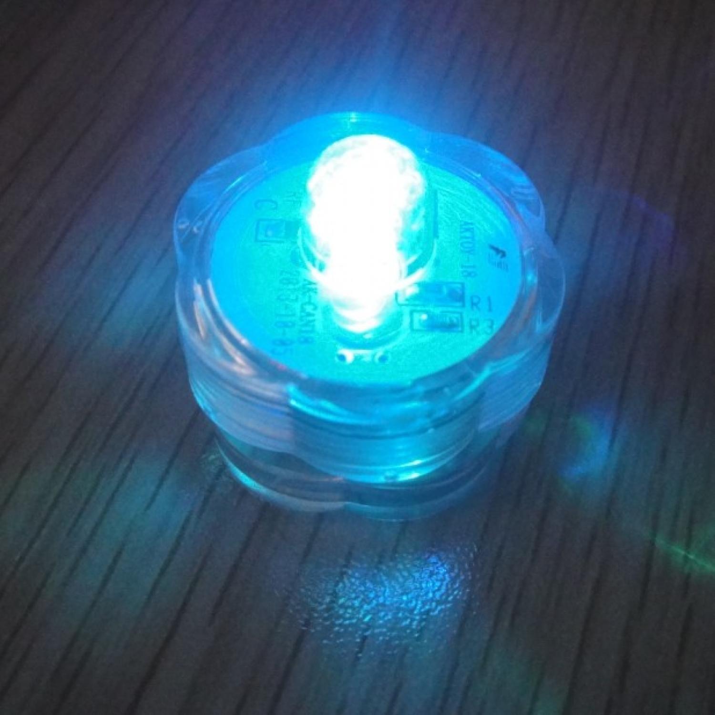 LED Waterproof Plastic Candle - AA-PCWC02 / Aneka Lampu Hias Terbaru Murah