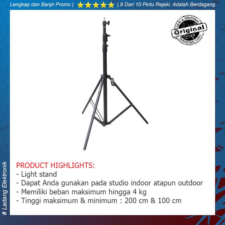 Excell Power Star 3 HD / Powerstar 3HD Light Stand