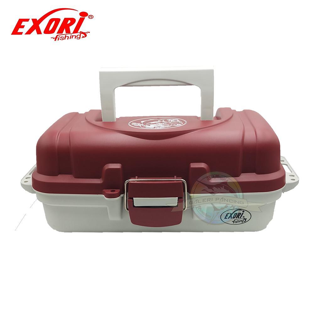 Kotak Alat Pancing Exori Tackle Box 6100