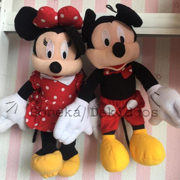 Boneka Couple Mickey Minnie Mouse - 2pcs a55d5722ff