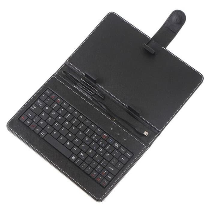 Leather Case Keyboard Tablet 7 Inch / Case Tablet / Casing Tablet