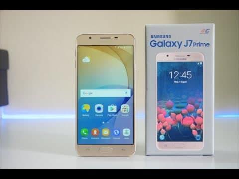 Samsung Galaxy J7 Prime SM-G610F Smartphone