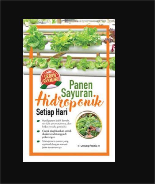 Panen Sayuran Hidroponik Setiap Hari By Sebelah_toko.
