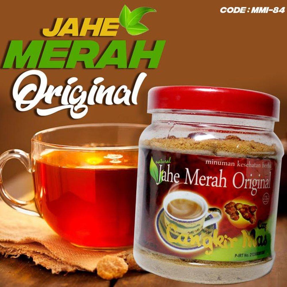 Jahe Merah Original Cap Cangkir Mas - MMI-84