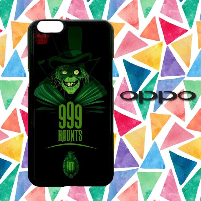 Haunted Mansion Sinful O3251 Casing Custom Hardcase Oppo A71 Case Cover