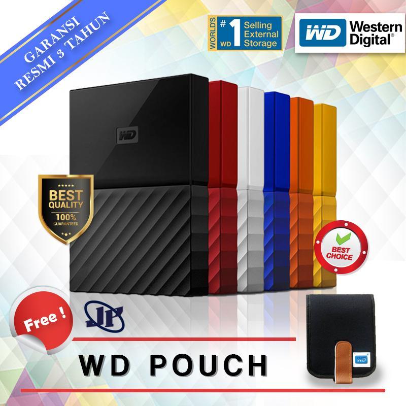 Western Digital WD My Passport New Design Portable 1TB 2.5