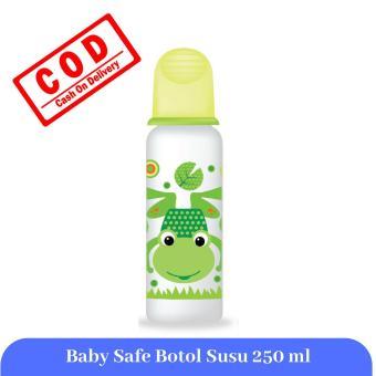 Bandingkan Toko Momo Toys Baby Safe Feeding Bottle 250ml / Botol susu bayi 250 ml /