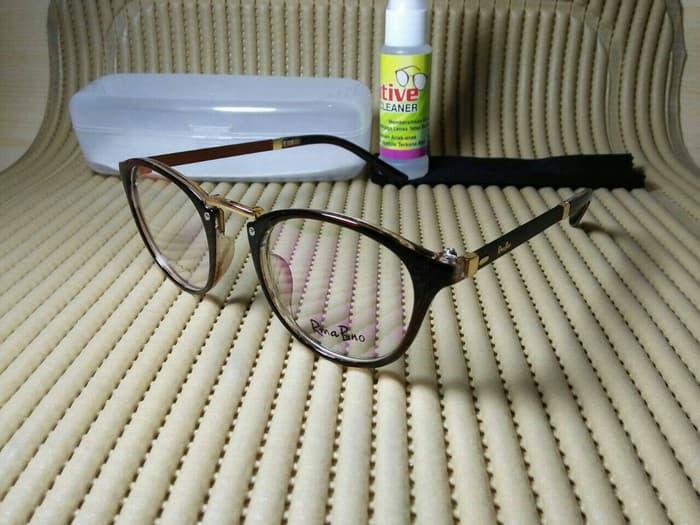 Jual  kacamata cat eye promo hemat gratis lensa Murah!