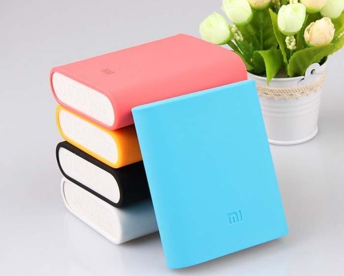 Silicon Cover for Xiaomi Power Bank 10400mAh