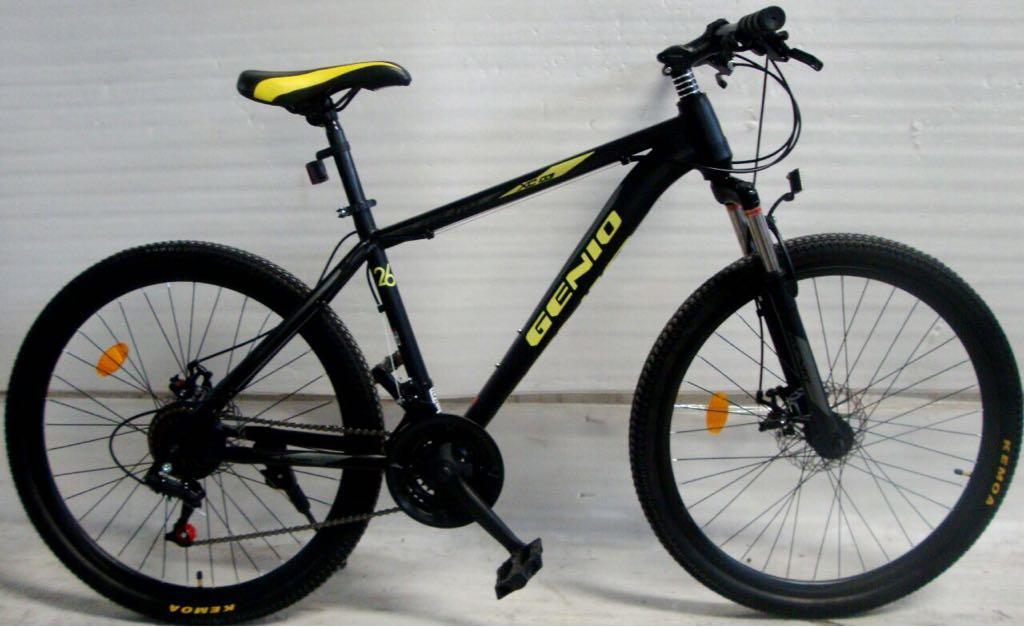 Sepeda MTB 26 Genio Salzburg xc03