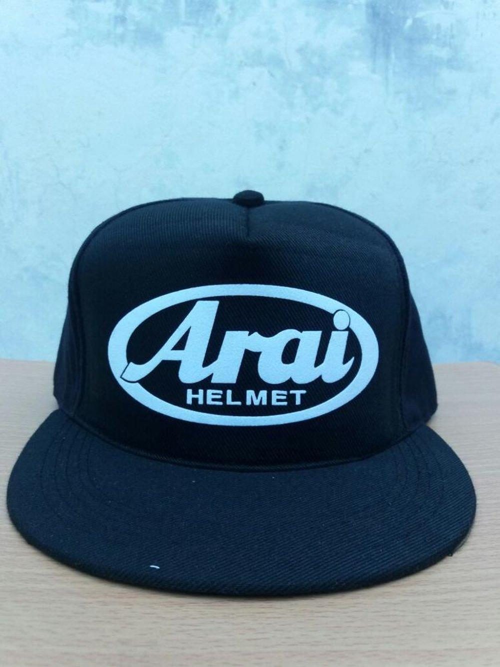 Topi Arai Helmet(Snapback)
