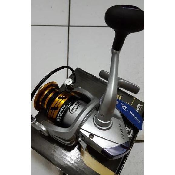 Reel Pioneer Aspire ASP-3000i Spinning 9 BB Aluminium Spool
